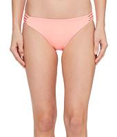 Roxy - Strappy Love Reversible 70's Bikini Bottom