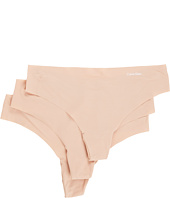 Calvin Klein Underwear - Invisibles 3-Pack Thong
