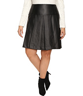 MICHAEL Michael Kors - Plus Size Fit and Flare Pleated Skirt