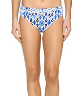 Tommy Bahama - Ikat High-Waist Sash Bikini Bottom