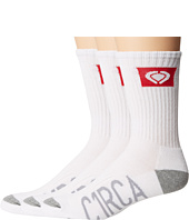 Circa - Basic Crew Socks 3-Pack