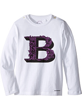 Burberry Kids - Graphic Long Sleeve Top (Infant/Toddler)