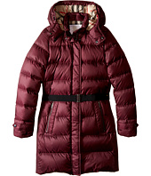 Burberry Kids - Mini-Dalesford Checked Interior Jacket (Little Kids/Big Kids)