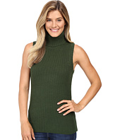 MICHAEL Michael Kors - Shaker Sleeveless Turtleneck