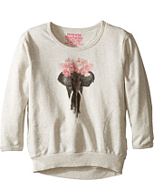 Munster Kids - Eliflower Sweatshirt (Toddler/Little Kids/Big Kids)