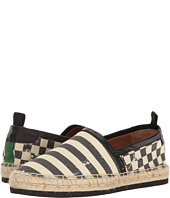 Marc Jacobs - Distressed Canvas Espadrille