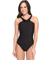 Magicsuit - Leather Bonnie Underwire One-Piece Swimsuit