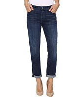 7 For All Mankind - Josefina in Bordeaux Broken Twill