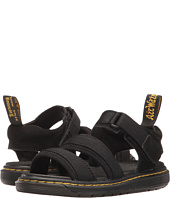 Dr. Martens Kid's Collection - Zachary Tech 3 Strap Sandal (Little Kid/Big Kid)