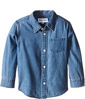 DL1961 Kids - Franklyn Chambray Shirt (Infant)