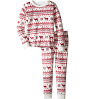 P.J. Salvage Kids - Fair Isle Polar Fleece Jammie Set (Toddler/Little Kids/Big Kids)