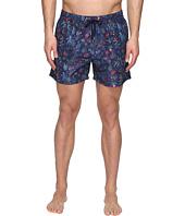 Paul Smith - Short Classic Botanical Swimsuit