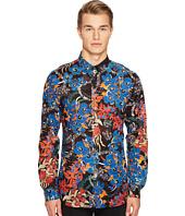 Just Cavalli - Floral Print Shirt