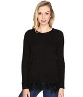 kensie - Textured Boucle Sweater KSDK5535