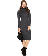 kensie - Rayon Rib Midi Dress KSDK7490