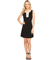 kensie - Mini Quilted Jersey Dress KS1K7911