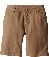 Carhartt Kids - Dungaree Shorts (Little Kids)