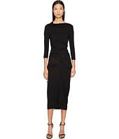 Vivienne Westwood - Long Sleeve Taxa Dress