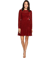 MICHAEL Michael Kors - Carroll Dot Velvet Dress
