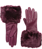 Ted Baker - Emree Faux Fur Cuff Gloves
