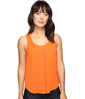MICHAEL Michael Kors - Heat Transfer Stud Detail Tank Top