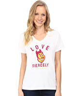 Life is Good - Love Fiercely Short Sleeve Tee