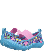 Crocs Kids - Duet Busy Day Mary Jane Graphic PS (Toddler/Little Kid)