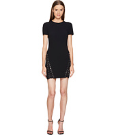 DSQUARED2 - Boot Lacing Short Sleeve Dress