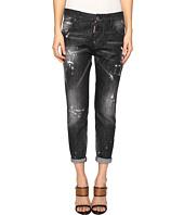 DSQUARED2 - Skin Biker Pants Five-Pockets