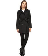 Betsey Johnson - Belted Raincoat