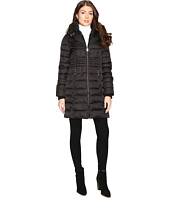 Betsey Johnson - Quilted Zip Puffer