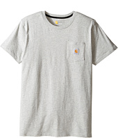Carhartt Kids - C Dog Pocket Tee (Big Kids)