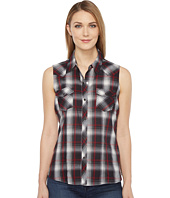 Roper - 0927 Black Plaid