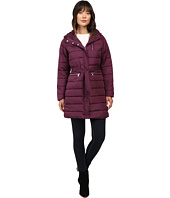 U.S. POLO ASSN. - Long Self Belt Puffer Coat