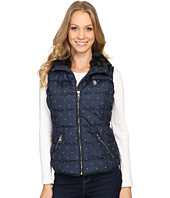 U.S. POLO ASSN. - Quilted Dot Vest