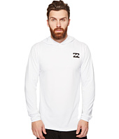 Billabong - All Day Mesh Long Sleeve Hooded