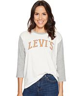 Levi's® Womens - 3/4 Sleeve Sporty Tee