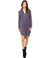 Splendid - Washed Cupro Shirtdress