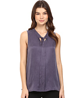 Splendid - Washed Cupro Sleeveless Necktie Top