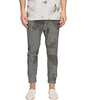 Vivienne Westwood - Ticking Print Sweatpants