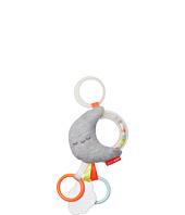 Skip Hop - Silver Lining Cloud Rattle Moon Stroller Toy
