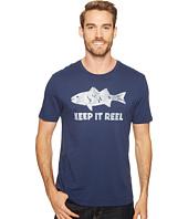 Life is Good - Reel Fish Smooth Tee