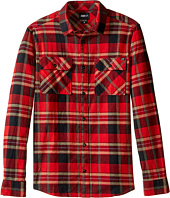 Fox - Glamper Long Sleeve Flannel