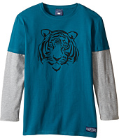Toobydoo - Wild Bunch Tiger Tee (Infant/Toddler/Little Kids/Big Kids)