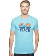 Life is Good - Go Places Cool Tee