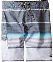Billabong Kids - Spinner LT Boardshorts (Toddler/Little Kids)