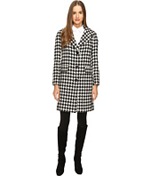 Kate Spade New York - Novelty Yard-Dyed Wool Coat 34