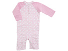 Long Sleeve Henley One-Piece (Infant)