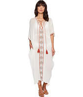 Vitamin A Swimwear - Isabell Long Caftan Cover-Up