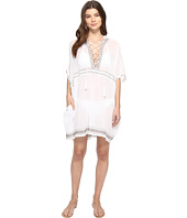 Vitamin A Swimwear - Isabell Short Caftan Cover-Up